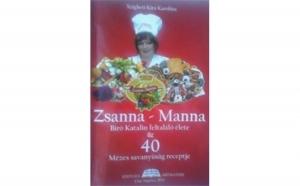 Zsanna Manna, autor