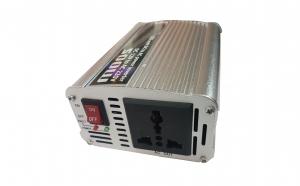 Invertor de tensiune, putere 500 W, 12V-220V iSkew