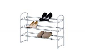 Raft pentru pantofi cu 3 niveluri