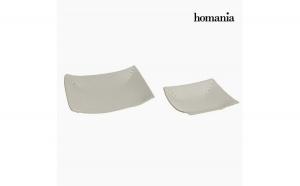 Tava ordonata gravata gri by Homania