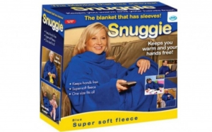 Paturica cu maneci pentru adulti, confortabila si calduroasa
