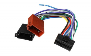 Conector player auto ISO-SONY16P