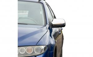 Ornamente crom oglinda Mazda 2, 3,6 2002
