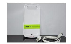 Baterie Suplimentara cu cablu Samsung S3