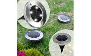 Set 8 x lampa solara