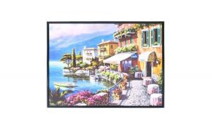 Tablou decorativ, Peisaj litoral italian