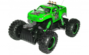 Masina NQD, Rock Crawler 4WD 1:12 40MHz RTR - Verde