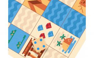 Accesorii Cubetto Harta Egiptului