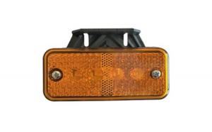Lampa remorca laterala cu led portocalie 24V