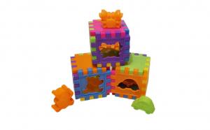 Set cub cu forme de sortat, WW 2504