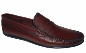 Mocasini-scarpi din piele naturala