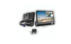 Camera Video Auto Tripla, Full-HD, 3