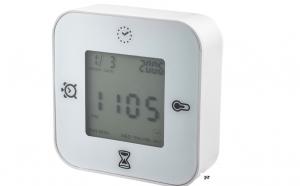 Ceas masa, cu alarma, termometru si timmer