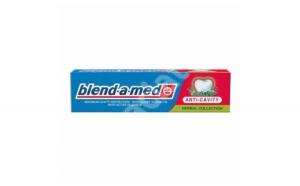 Pastă de dinți Blend-a-Med Anti-Cavity
