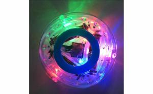 Jucarie pentru baie Party in the Tub, lumineaza in 6 culori diferite