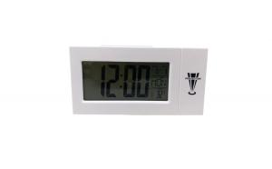 Ceas cu proiectie, alarma si termometru - voice control