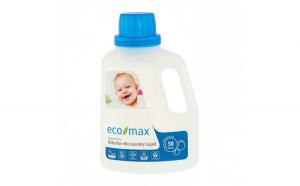 Detergent rufe fara miros, pt bebelusi, Ecomax 1.5 L (50 spalari)