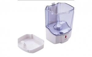 Dispenser/Dozator automat cu senzor, pentru gel dezinfectant, 700 ml
