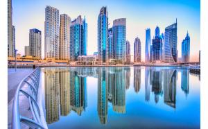 Circuit de lux in Dubai, Paste & 1 mai 2019
