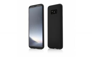 Husa Vetter Samsung Galaxy S8 Plus Clip-On Soft Touch Silk Series Negru