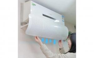Deflector Aer Conditionat 90x27cm