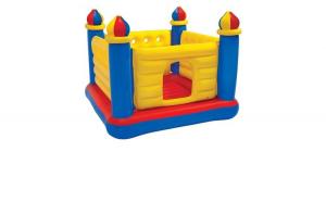 Spatiu de joaca Gonflabil Castel 1.75x1.75x1.35 m