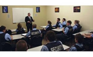 Primesti GRATUIT la achizitionarea unui Curs de Agent de Securitate, servicii complete de intocmre a dosarului pentru eliberarea ATESTATULUI de catre Politie.