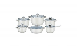 Set 12 oale inox ,