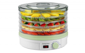 Deshidrator de fructe automat