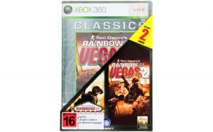 Joc Compilation Rainbow Six Vegas 1 + 2