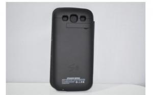 Baterie Suplimentara cu Husa Samsung S III Neagra 2200mAh, la doar 144 RON in loc de 299 RON