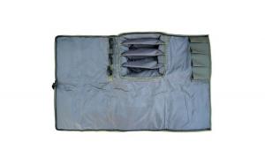 Husa lansete pentru crap C3-T, 4 compartimente, Lungime: 128cm Latime: 40cm