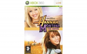 Hannah Montana: The Movie Xbox