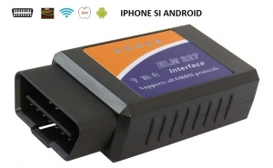 Interfata diagnoza auto WIFI - compatibila cu iPhone si iPad