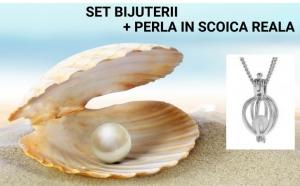 Set bijuterii perla