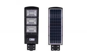 Proiector cu panou solar 90W, senzor miscare si telecomanda