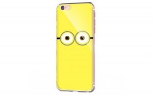 Husa plastic iPhone 6 - Minion Eyes