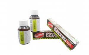 Pachet combatere insecte daunatoare, 2 buc. Insektum 100 ml si 2 buc. Kafer gel 5 gr.
