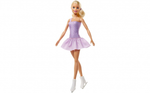Papusa Barbie You can be - Patinatoare