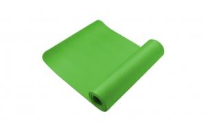 Saltea din Spuma NBR, pentru Yoga sau Gimnastica, verde,183 X 60 X 1 cm, Vivo, SP0008