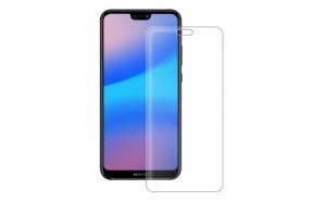 Folie Plastic Huawei P20 Lite Flippy Fata-Spate Transparent
