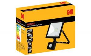 Proiector LED cu senzor de miscare Kodak, Iluminare inteligenta