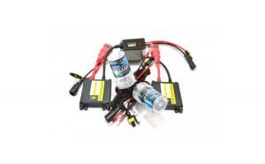Kit Xenon aprindere rapida  H1- 6000K slim shd auto