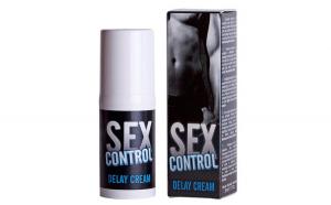 SEX CONTROL DELAY CREAM 30ml