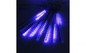 Instalatie luminoasa pentru Craciun, 8 turturi cu led, la doar 59 RON redus de la 119 RON