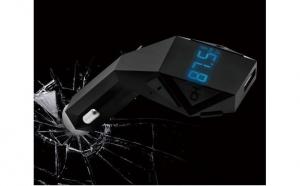 Modulator FM cu bluetooth, MP3, USB, aux