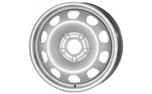 Janta otel Magnetto Wheels Italia 6.5j x 16inch 5x114 3 ET50 DACIA Duster Argintiu