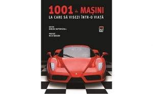 1001 de masini la care sa visezi intr-o viata , autor Simon Heptinstall