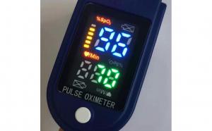 Pulsoximetru cu ecran TFT puls 30-250bpm