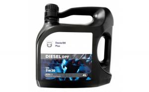Dacia Oil Plus Dpf Diesel 5W30 4L